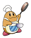 Brawl Sticker Chef Kawasaki (Kirby Super Star).png