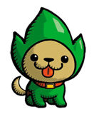 Brawl Sticker Barkle (Tingle's Rupeeland).png