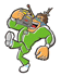 Brawl Sticker 18-Volt (WarioWare Touched!).png