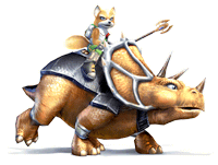 Brawl Sticker Fox (Star Fox Adventures).png