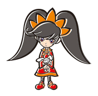 Brawl Sticker Ashley (WarioWare Touched!).png