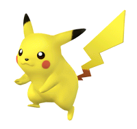 Brawl Sticker Pikachu (Pokemon series).png