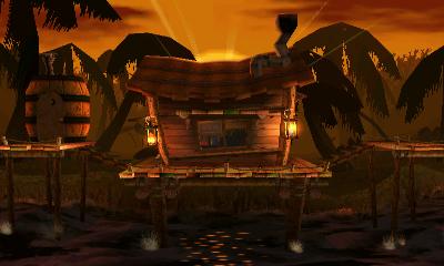 Jungle Japes Melee JungleJapes-3DS-1