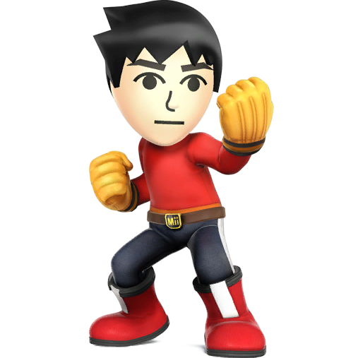 Mii Brawler (SSB4) - SmashWiki, the Super Smash Bros  wiki