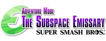 Adventure Mode The Subspace Emissary Smashwiki The Super Smash