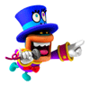 Brawl Sticker Ballyhoo & Big Top (Mario Party 8).png