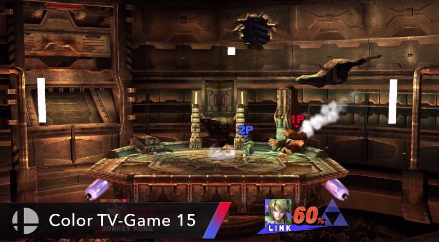 [Discussão] Super Smash Bros. for Wii U/3DS PongWiiU