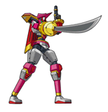 Brawl Sticker Musketeer Daltania (Chosoju Mecha MG).png