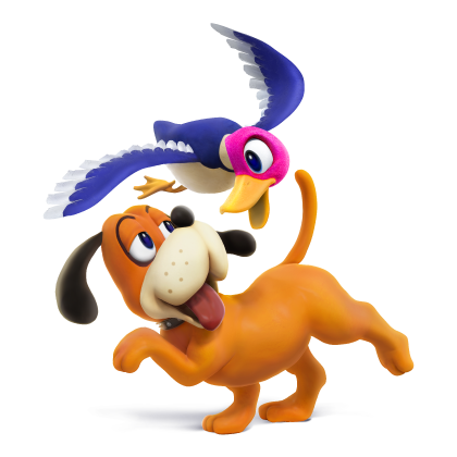 Discuss YOUR dream characters - Page 8 Duck_Hunt_SSB4