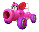 Brawl Sticker Turbo Birdo (Mario Kart DD!!).png