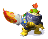 Brawl Sticker Bowser Jr. (Super Mario Sunshine).png