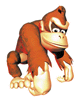 Brawl Sticker Donkey Kong (Donkey Kong Country).png