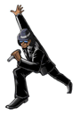 Brawl Sticker Morris (Elite Beat Agents).png