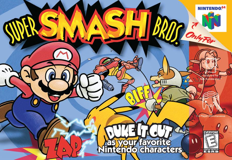 Super Smash Bros  - SmashWiki, the Super Smash Bros  wiki