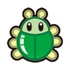 Brawl Sticker Midori Mushi (Slide Adventure MAGKID).png