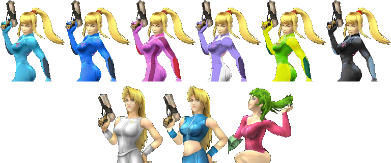 zero suit samus pm smashwiki the super smash bros wiki