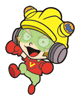 Brawl Sticker 9-Volt (WarioWare MPG).png