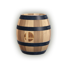 Barrel - SmashWiki, the Super Smash Bros. wiki
