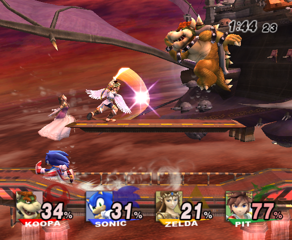 Super smash bros online game brawl free