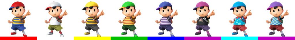 Ness Palette (SSB4).png