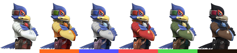 Falco Ssbb Smashwiki The Super Smash Bros Wiki