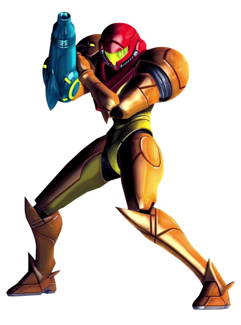 Samus Aran - SmashWiki, the Super Smash Bros. wiki