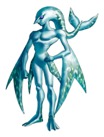 Brawl Sticker Zora (Zelda Ocarina of Time).png