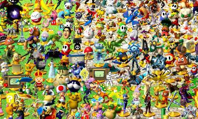 Trophy - SmashWiki, the Super Smash Bros  wiki