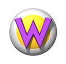 Brawl Sticker Wario World Symbol (Wario World).png