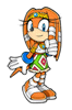 Brawl Sticker Tikal (Sonic Adventure Director's Cut).png