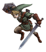 Brawl Sticker Link (Zelda Twilight Princess).png