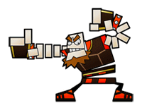 Brawl Sticker O'Chunks (Super Paper Mario).png