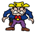 Brawl Sticker Wild Gunman.png