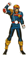 Brawl Sticker Capt. Falcon (F-Zero).png