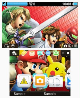 Nintendo 3DS - SmashWiki, the Super Smash Bros  wiki