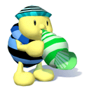 Brawl Sticker Noki (Super Mario Sunshine).png
