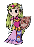 Brawl Sticker Young Zelda (Zelda Minish Cap).png