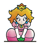 Brawl Sticker Peach (Super Mario Bros. 2).png