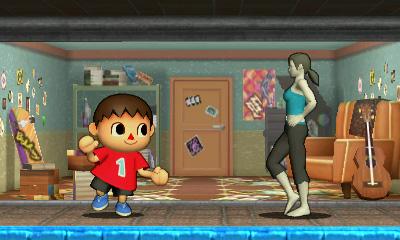 [Discussão] Super Smash Bros. for Wii U/3DS SSB4_-_Villager_%26_WFT_indoors