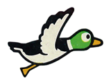Brawl Sticker Duck (Duck Hunt).png
