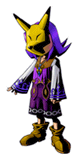 Brawl Sticker Kafei & Keaton Mask (Zelda MM).png