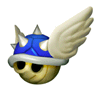 Brawl Sticker Spiny Shell (Mario Kart DD!!).png