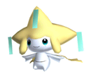 Brawl Sticker Jirachi (Pokemon series).png