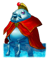 Brawl Sticker King Zora (Zelda Ocarina of Time).png