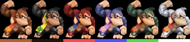 Donkey Kong (SSBB) - SmashWiki, the Super Smash Bros. wiki