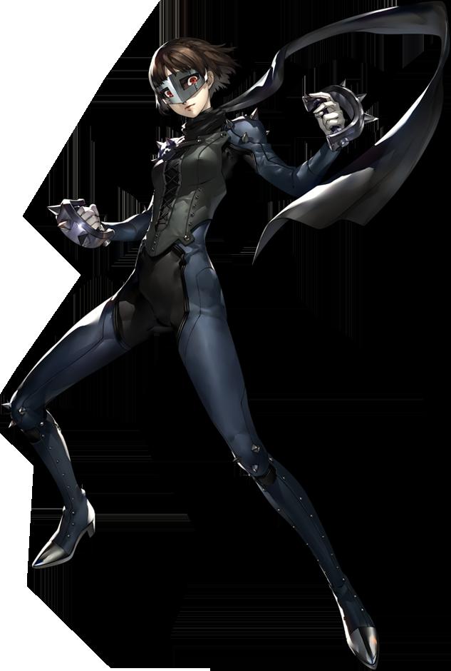 Makoto Niijima Smashwiki The Super Smash Bros Wiki