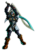Brawl Sticker Fierce Deity Link (Zelda MM).png