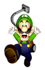 Brawl Sticker Luigi (Luigi's Mansion).png