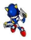 Brawl Sticker Metal Sonic (Sonic CD).png