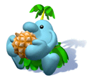 Brawl Sticker Male Pianta (Super Mario Sunshine).png